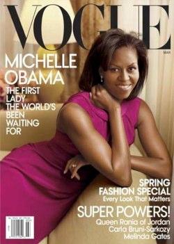 Michelle maakt het teken!