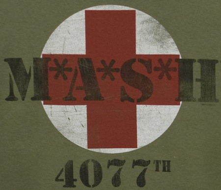 Mash_4077_Army_cross_t-shirt_small